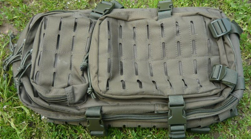 Mil-Tec US Assault Pack Small (Laser Cut)