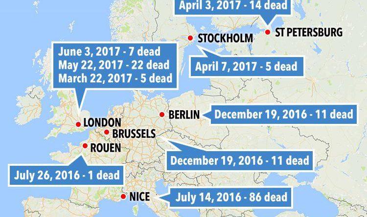Paradigmaváltás hazánkban a terrortámadás túlélésére való felkészítésben?
