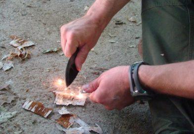 Tűzgyújtási módszerek