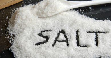 Készletezési alapok I. A só.